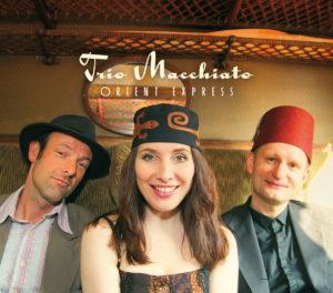 Foto Trio Macchiato - Orient Express Album Cover